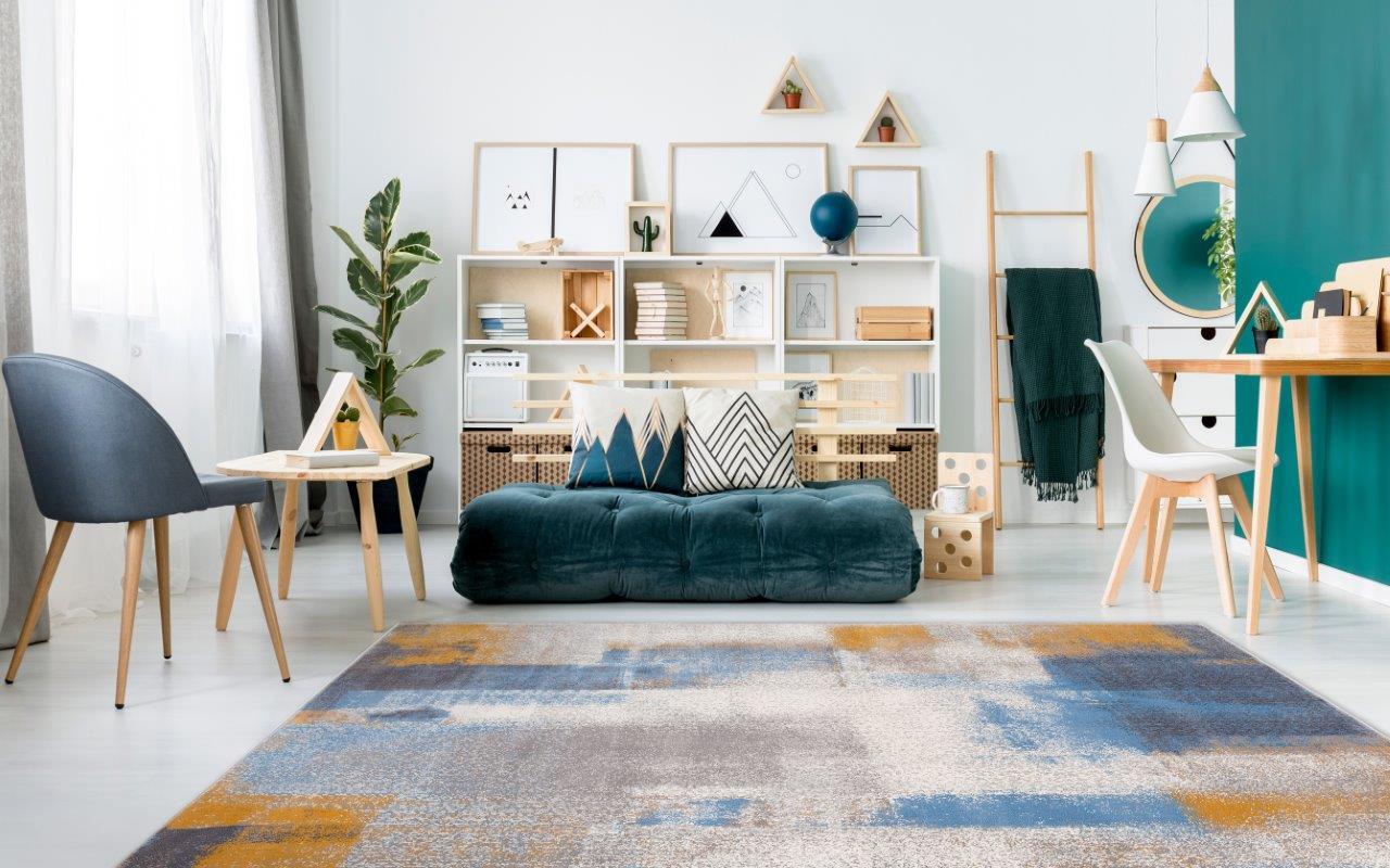 Sprawdź, czy dywan będzie pasował do Twojego wnętrza