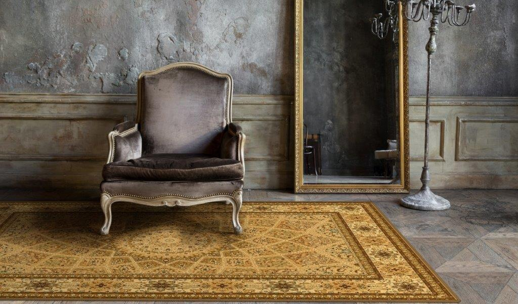 Jak dobrać dywan do wnętrz tradycyjnych?