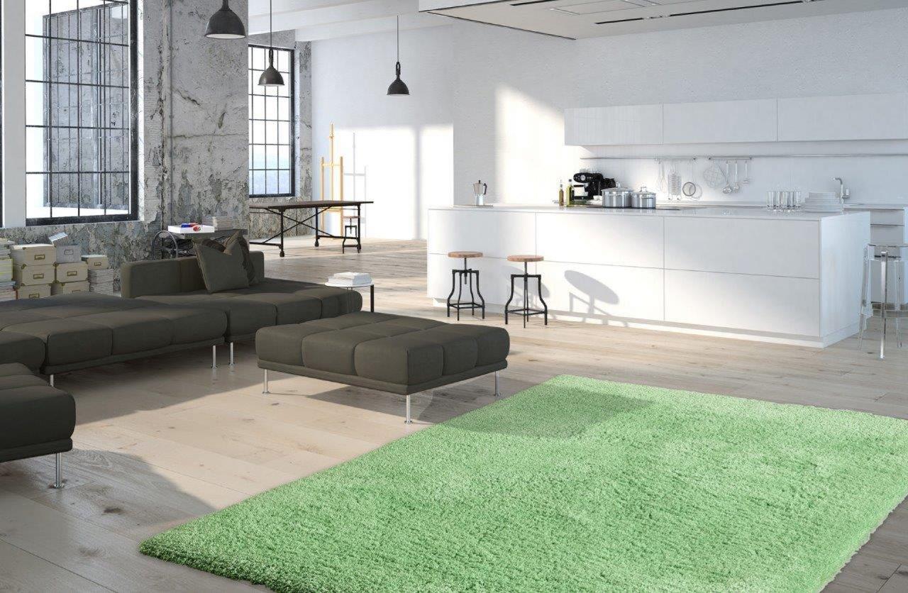 Dopełnij aranżację wnętrza dywanem