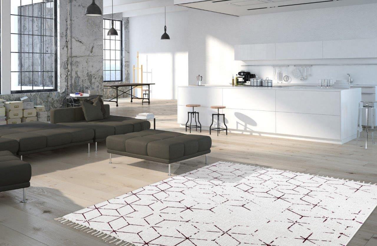 Do jakich wnętrz dywan z krótkim runem?