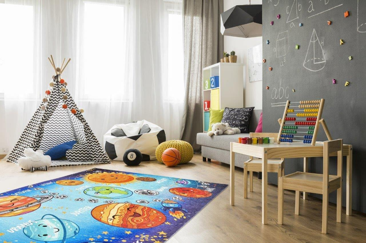 Najpopularniejsze dywany do pokoju dziecka