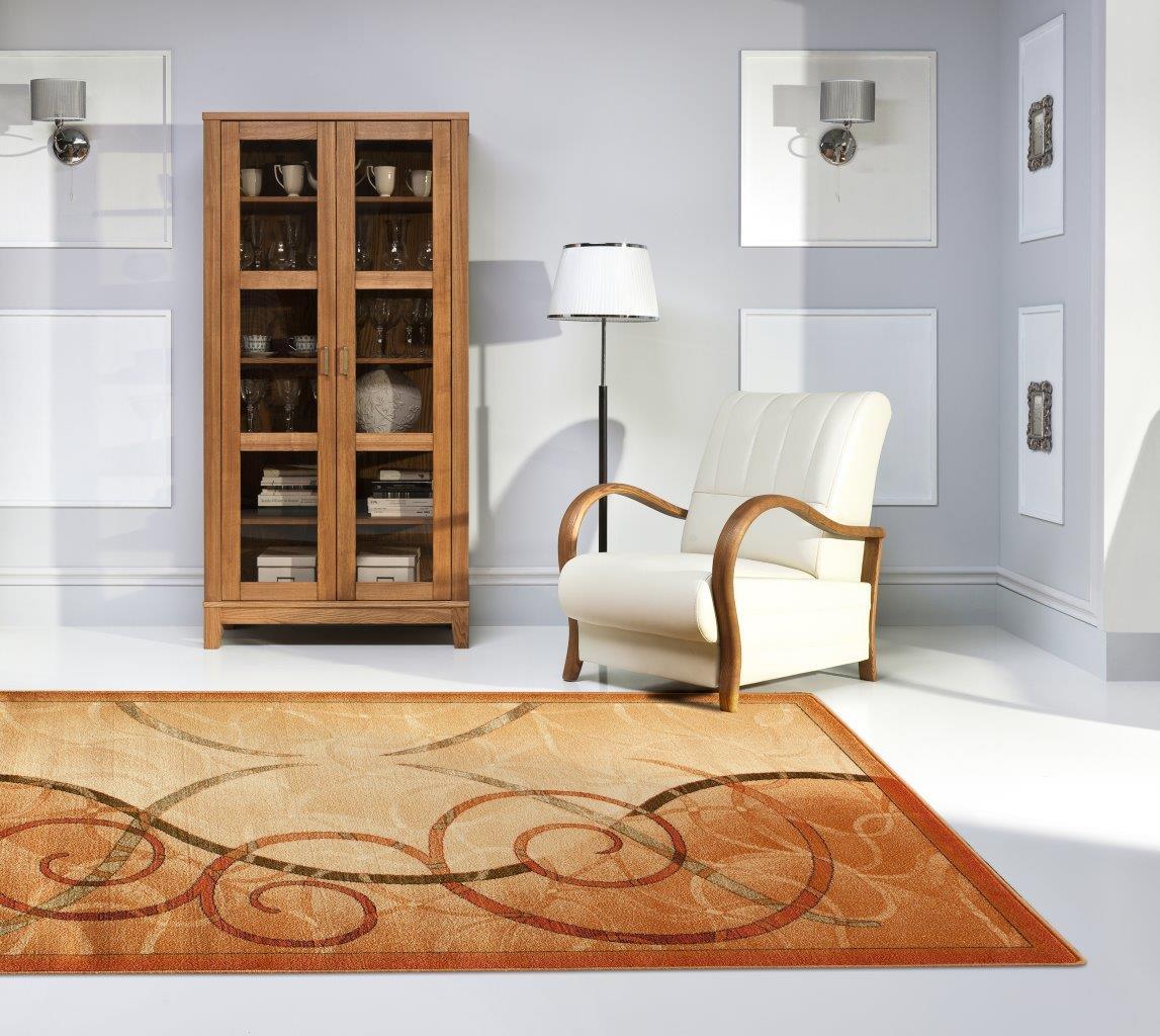 Prosty sposób na zmianę – dywan