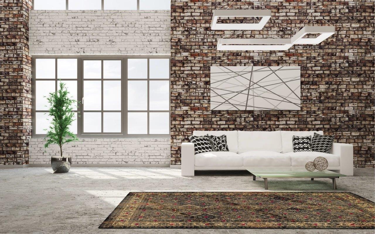 Aranżacje z wykorzystaniem dywanów