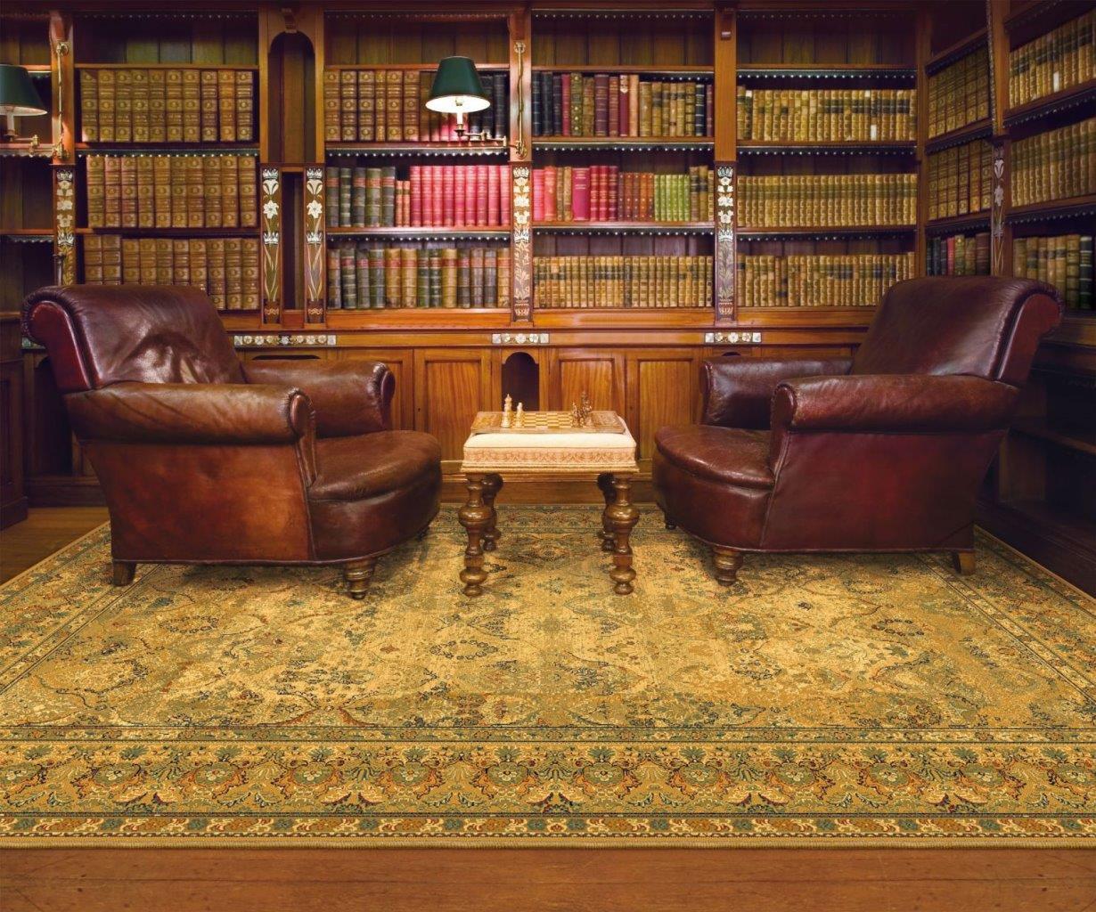 Klasyczne wzory dywanów