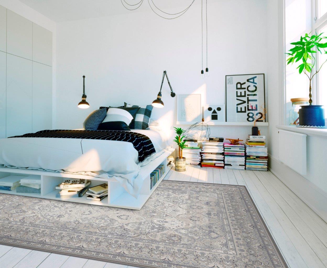 Dywan do sypialni – przegląd najczęściej wybieranych